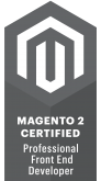Magento Professional Frontend Developer