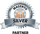 Magento Silver Partner Badge