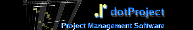 dotProject – Open Source Project Management for free