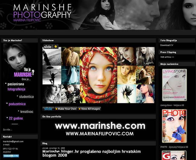 Marinshe Blog