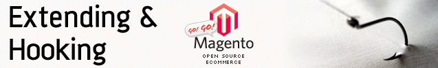 Extending Order object and hooking on event in Magento