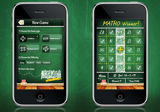 Matho Game Screencast