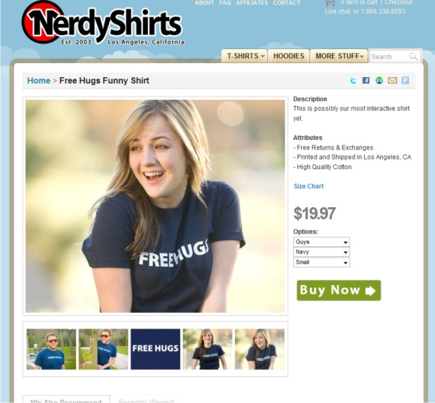 nerdyshirts HSoS