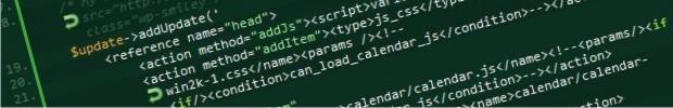 Sick of Magento XML layouts?