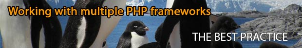 Working with multiple PHP frameworks – The best practice
