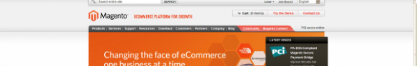 Basic folder structure for new Magento Extension