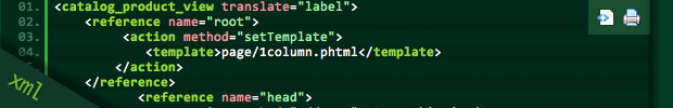 Using local.xml for overriding or updating xml structure