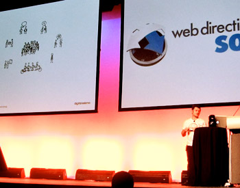 Digital Eskimo on Web Directions South 2010