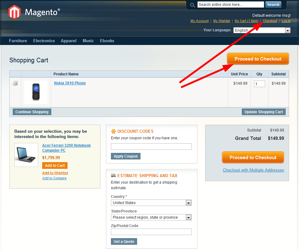 Magento Conversion Rate Optimization - Cart and Checkout • Inchoo
