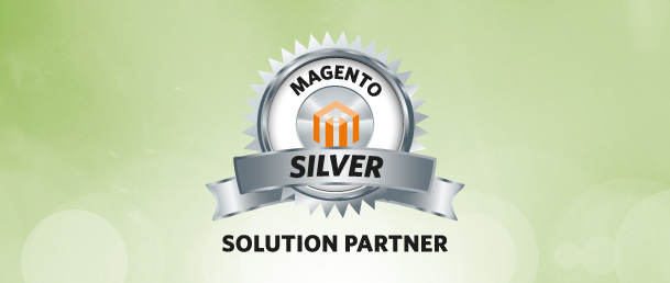 We renewed our Magento Silver Partnership Status
