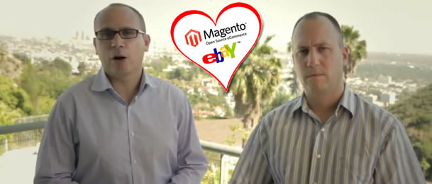 Breaking News! eBay Acquires Magento!
