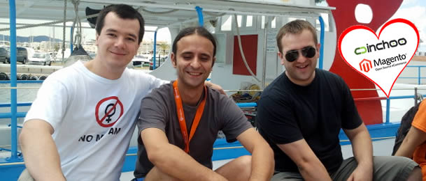 Report from Magento Developers Paradise @ Ibiza