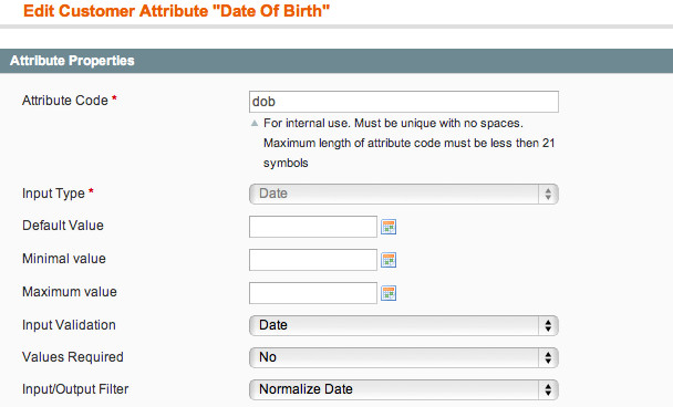 Date format issues in Magento adminhtml