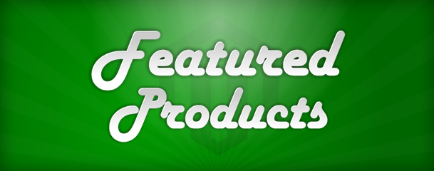 Featured products 2.0 – revamped!