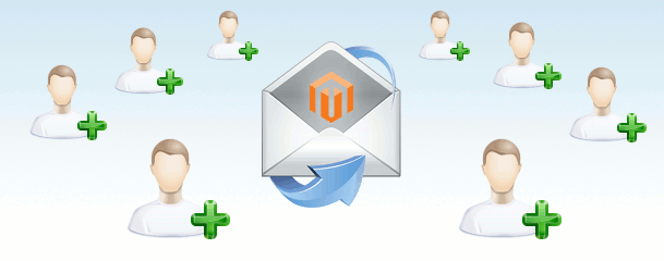 Newsletter auto-subscribe on create account and place order in Magento