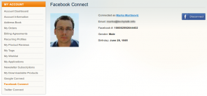 Inchoo Social Connect Account Facebook