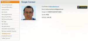 Inchoo Social Connect Account Google