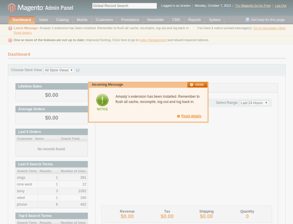 Magento Extension review - Improved Sorting by Amasty