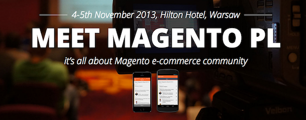 Magento in fashion industry, Magento frontend optimization for mobile performance – that's Inchoo at Meet Magento Poland