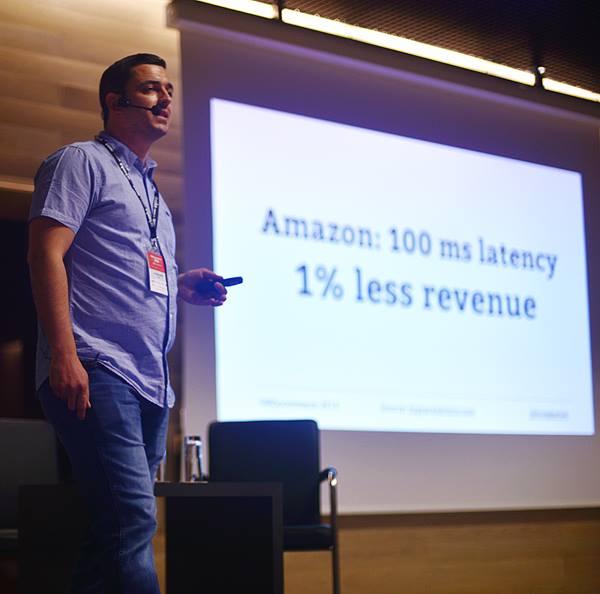 Hrvoje Jurisic about web performance