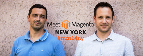 Meet Hrvoje and Filip at MMNY