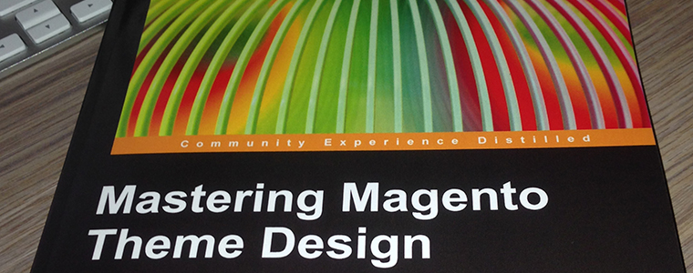 Book Review – Mastering Magento Theme Design by Andrea Sacca