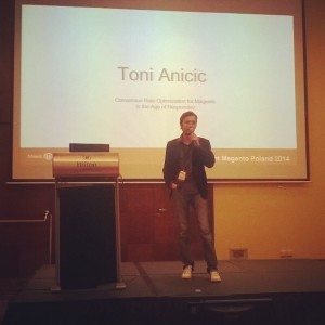 Toni Aničić at MM14PL