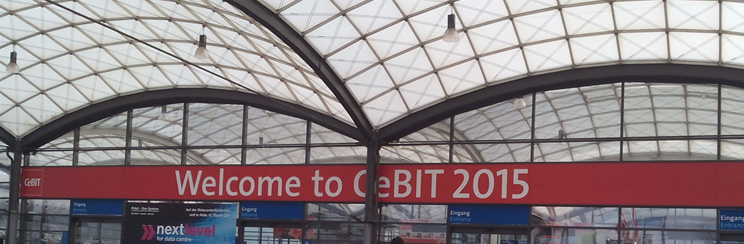 CeBIT 2015 expo – a review by Inchoo