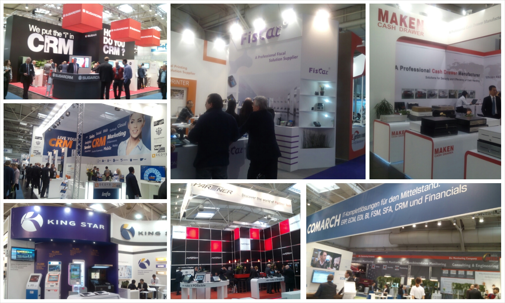 CeBIT 2015 expo - a review by Inchoo