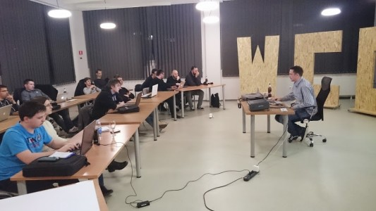 Filip Svetlicic on CodeCAMP