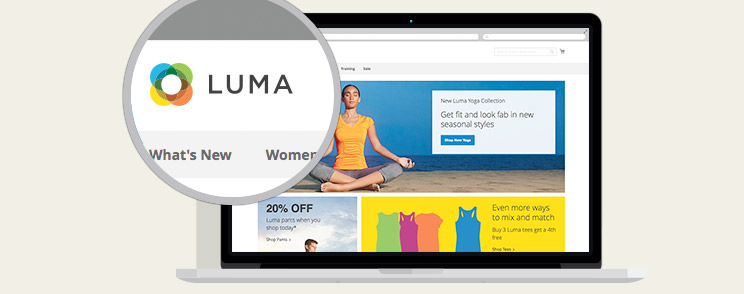 "Magento 2 ""Luma"" Theme Under The Scope"