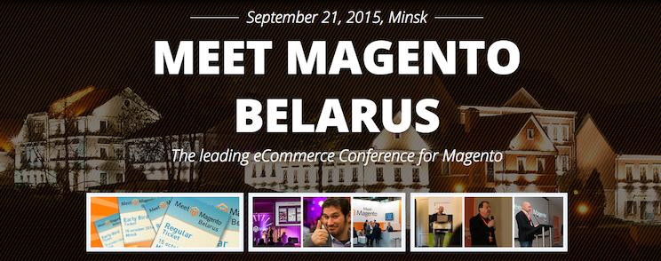 Meet Magento Belarus features an Inchooer talking Magento 2 Checkout