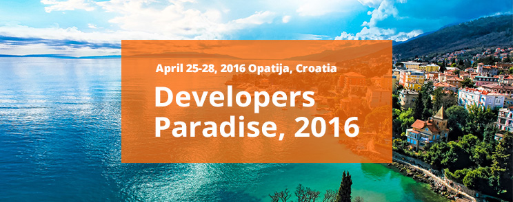 Developers Paradise 2016 – hosted by Inchoo