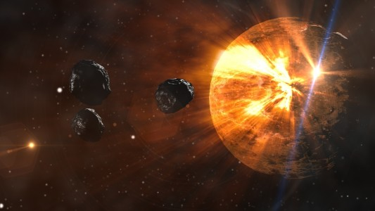 Armageddon. 1998. that's the last time someone clicked on the newsletter subscription box in your footer.