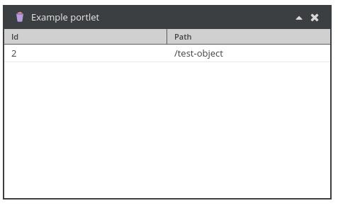 example-portlet-screenshot