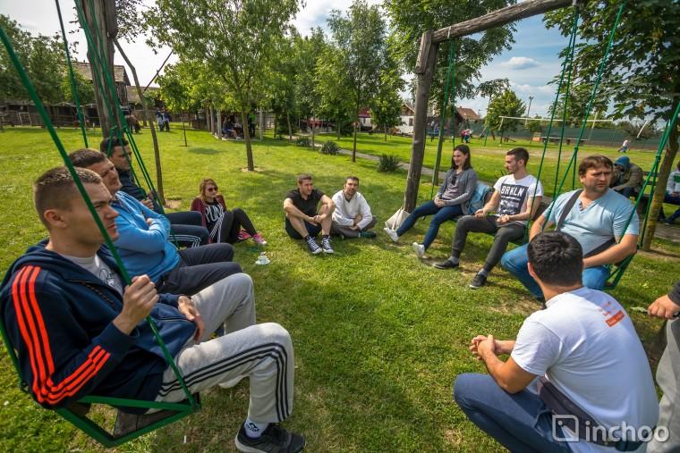 Resting at Acin Salas