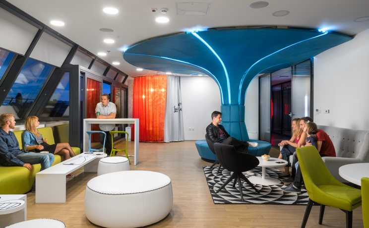 google office pics interior design inchoooffice2 inchoo moves to new office supermarket osijek