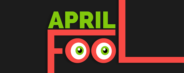 April Fools' Day got canceled by Magento Imagine