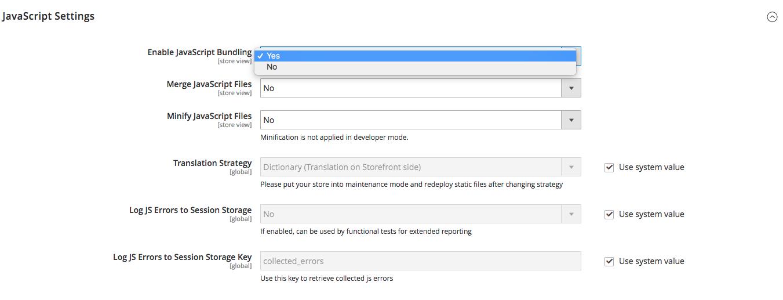 Javascript Bundling in Magento 2 • Inchoo