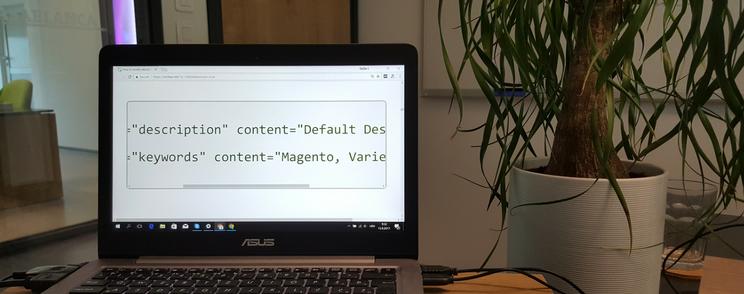 Magento 2 Default Meta Description Keyword and Title how to edit