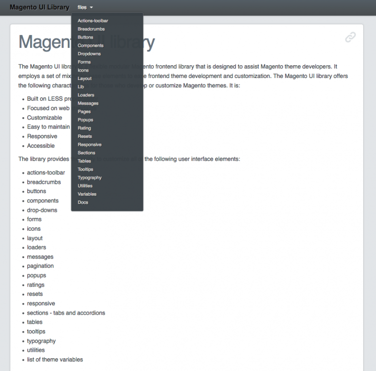 Why not start using Magento2 UI library, it's easy and fun