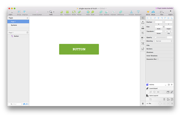 How To Keep Design Library In Sync Across The Team Welcome Sketch