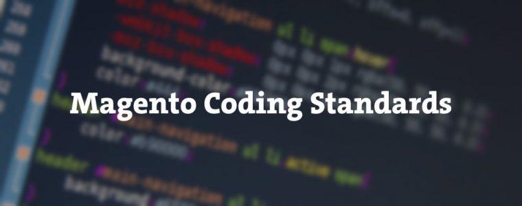 Magento coding standards