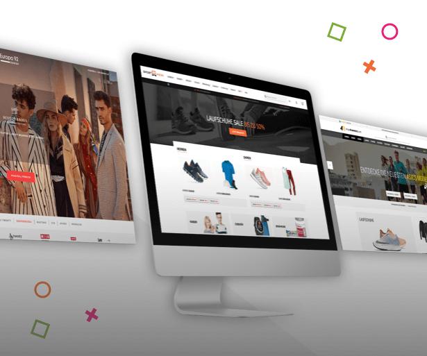 Magento design Service