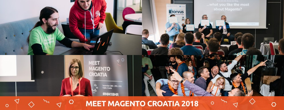 Meet Magento Croatia 2018 recap with presentations and photos