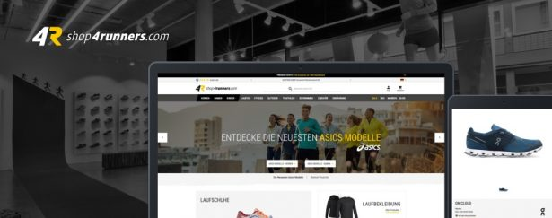 Reinventing the running game for a German retailer shop4runners