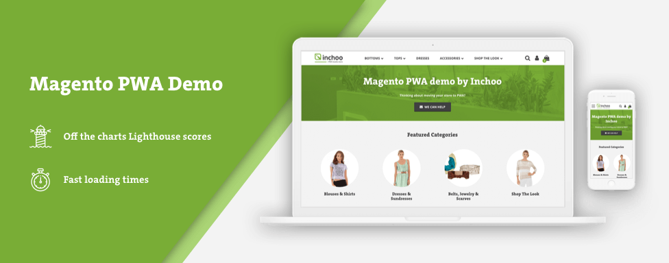 Introducing Magento PWA Demo by Inchoo • Inchoo