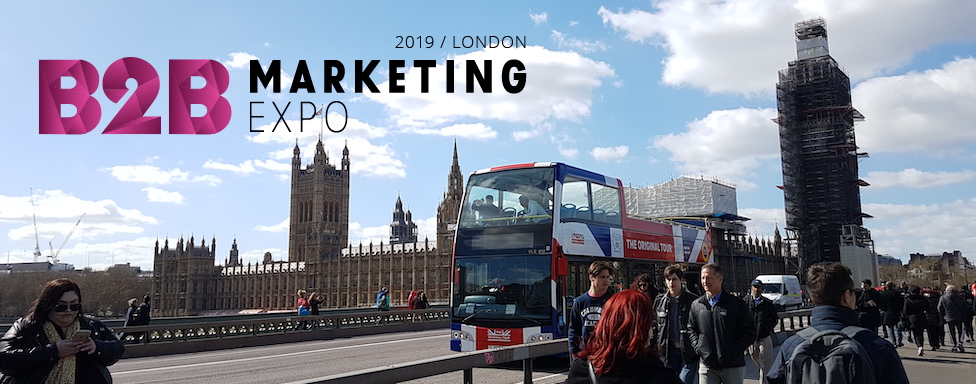 B2B Marketing Expo – where marketing meets eCommerce