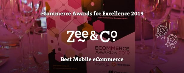 And The Winner is… Zee & Co! Best Mobile eCommerce 2019