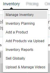 manage inventory amazon